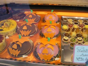 Halloween Treats Paris