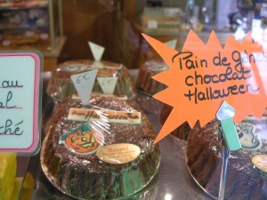 Halloween Treats in Paris!